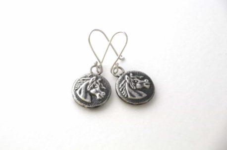Horse Earrings W2